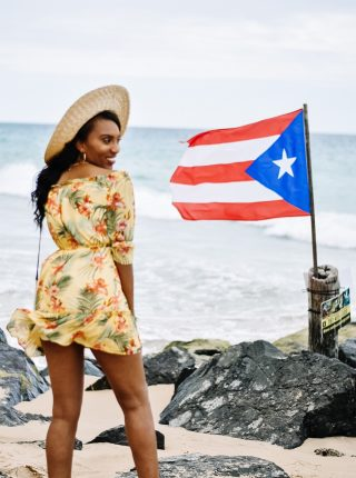 Antonia In Puerto Rico